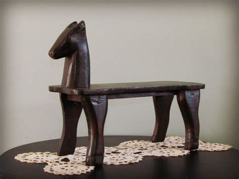 wooden horse bench wooden horse bench 28 images metal and wood horse