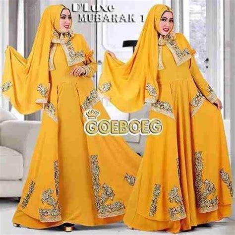 Deluxe Beleza Syari By Goeboeg gaun pesta muslim de luxe mubarak 1 goeboeg