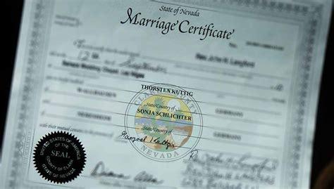 Marriage Records Las Vegas Nevada How To Marriage In Las Vegas Travelcandies On Tour