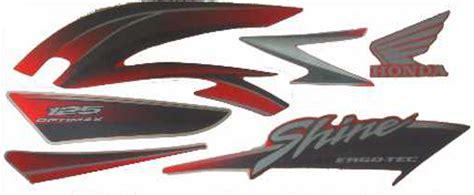 Honda Unicorn Sticker Online Shopping by Buy Front Mudguard Honda Shine Zadon On Special Discount
