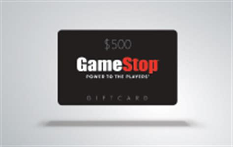 Places That Accept Gamestop Gift Cards - 5 sweepstakes entries 1 winner 500 gamestop gift card