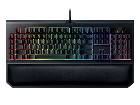 Razer Blackwidow Chroma Overwatch Edition Keyboard Gaming 2 razer blackwidow chroma v2 mechanical keyboard