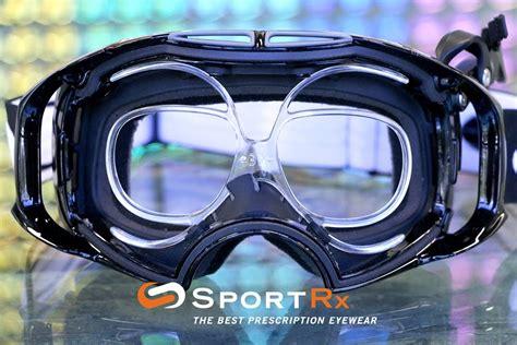 prescription motocross goggles how to change your prescription goggle insert sportrx