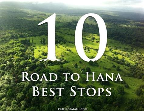 Supplier Shema Top By Hana road to hana the road and roads on