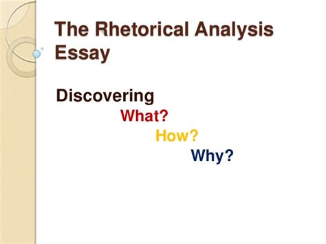 Sle Rhetorical Analysis Essay Ap rhetorical analysis essay sles 28 images ap rhetorical