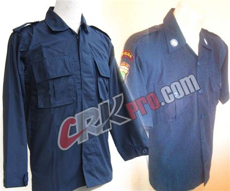 Seragam Satpam Pdl seragam security baju pdl satpam pakaian dinas lapangan