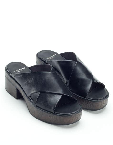 Sandal Vincci Vi20165599 Black Original Sale vagabond noor platform sandal black garmentory