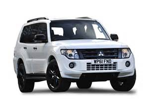 Mitsubishi Uk Mitsubishi Shogun Sports Utility Vehicle 3 2 Di D Warrior