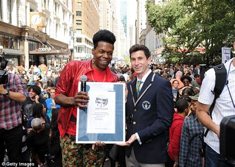 Big Herald Records World Record Broken In Nyc By 358 Including A 73 Year Out