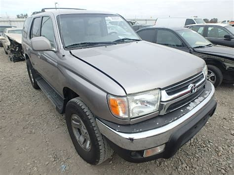 2002 Toyota 4runner Accessories Used Parts 2002 Toyota 4runner Sr5 3 4l 5vzfe Engine A340e
