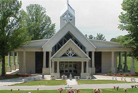 White Chapel Funeral Home by White Chapel Mausoleum