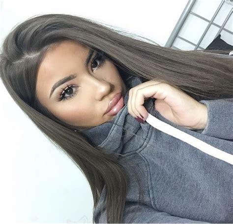medium ash brown hair visit http www cliphair co uk 3863 best girls images on pinterest beauty makeup hair