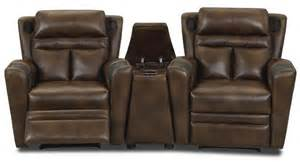 klaussner surround sound chair home theater seating