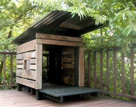 cool dog house plans attractive pallet dog house plans pallets designs