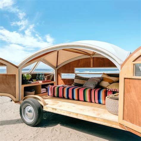 hutte hut trailer the world s catalog of ideas