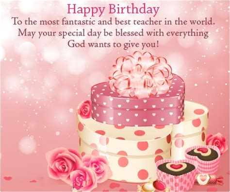 Happy Birthday Wishes To Lecturer Happy Birthday Wishes For Teacher Images Messages And Quotes