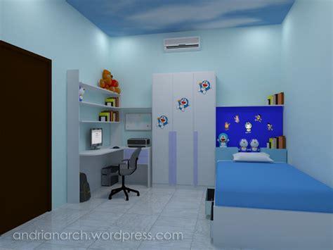desain gambar buat dinding kamar inilah desain kamar tidur doraemon yang menakjubkan