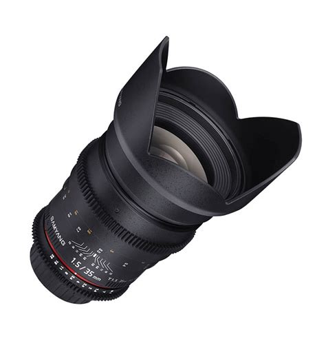 Samyang 35mm T1 5 Vdslr samyang 35mm t1 5 vdslr as umc 價格 規格及用家意見 香港格價網 price hk
