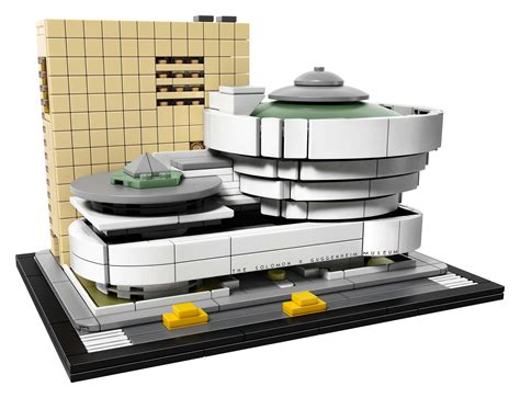 design brief lego lego releases guggenheim museum kit for frank lloyd wright
