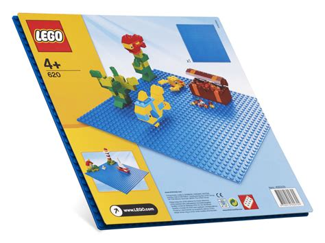 Lego 620 Basicblue Building Plate 32 X 33 lego 174 blue baseplate 620 bricks and more brick browse