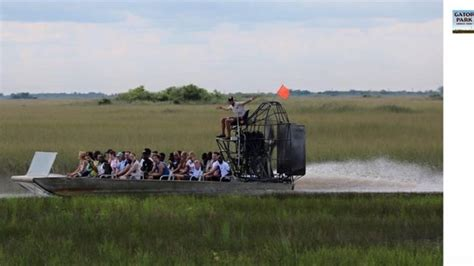 airboat crash 21 injured when airboats collide in florida