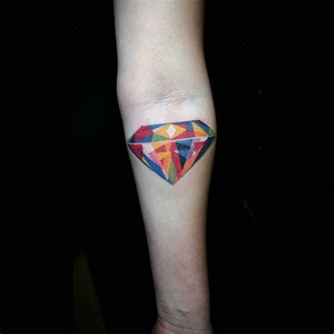 is a diamond tattoo for you check out the best 30 we found