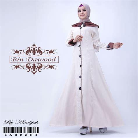 koleksi baju gamis untuk muslimah syar i