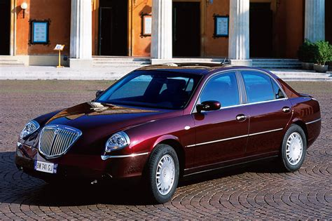 Lancia Thesis 2 4 Jtd Lancia Thesis 2 4 Jtd Executive Photos And Comments Www