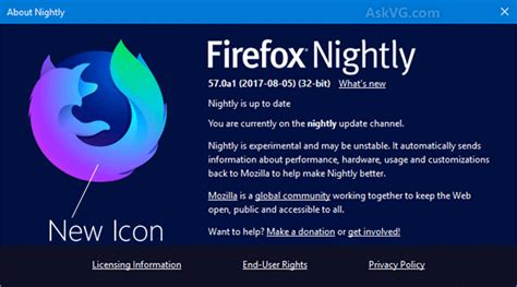 themes for firefox nightly review the new photon user interface ui of mozilla
