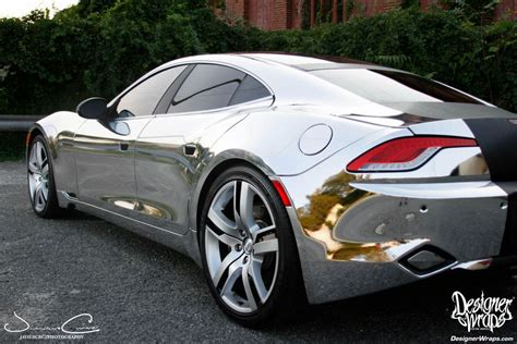 chrome wrapped cars designer wraps custom vehicle wraps fleet wraps color