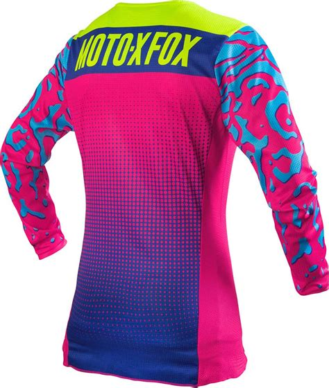 pink motocross jersey 2016 fox racing 180 womens jersey motocross dirtbike mx