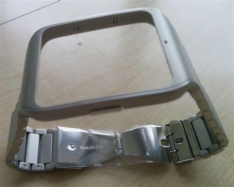 Sony Smartwatch 3 Metal metal band for sony smartwatch 3 stainless steel original sony swr510 swr50 ebay