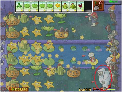 zombie yeti tutorial cara mendapatkan zombie yeti pada game plants vs zombies