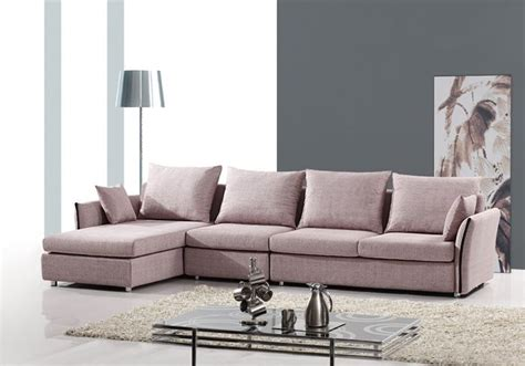 Exquisite Sofas by Exquisite Tufted Curved Sectional Sofa In Micro Fabric