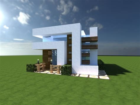 modern houses minecraft enderh3art s small modern house minecraft project
