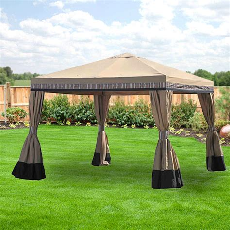 Walmart Patio Gazebo Gazebos In Walmart Pictures Pixelmari