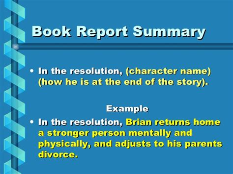how to end a book report type my paper harvard mba graduates writing