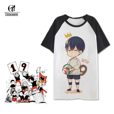 T Shirt Anime Haikyuu Karasuno Club popular high school buy cheap high school lots from china high school suppliers
