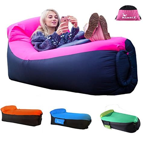 portable sofa bed pink sofa mamble lounger sofa portable sofa