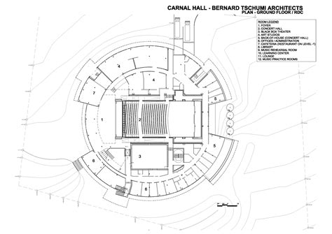 museum floor plan requirements gallery of carnal hall at le rosey bernard tschumi