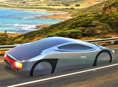 Solar Powered Cruise Cars Use The Sun On The Golf Course by Solar Powered Car Inhabitat Green Design Innovation