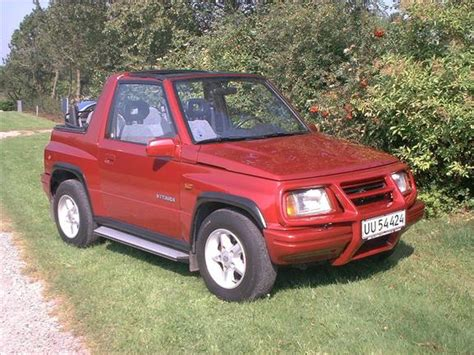 Suzuki Sidekick 1996 by Vitaradk 1996 Suzuki Sidekick Specs Photos Modification