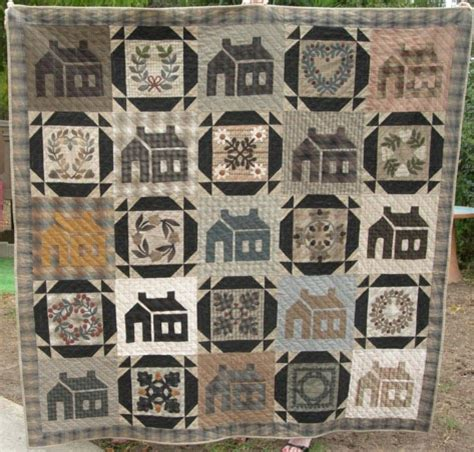 Japanese Taupe Quilt Patterns by Quilt Otaku Japanese Taupe Quilt The Big Picture