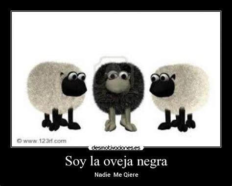 imagenes de ovejas negras soy la oveja negra desmotivaciones