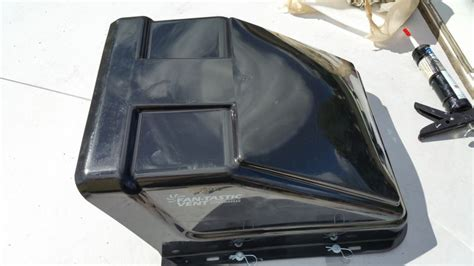 fantastic fan vent cover installation compare camco rv and enclosed vs fan tastic vent