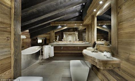 big bathroom company inside the luxury 163 80 000 per week courchevel ski chalet
