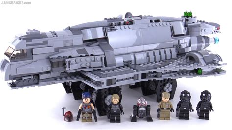 Lego 75106 Starwars Imperial Assault Carrier lego wars imperial assault carrier build review set 75106