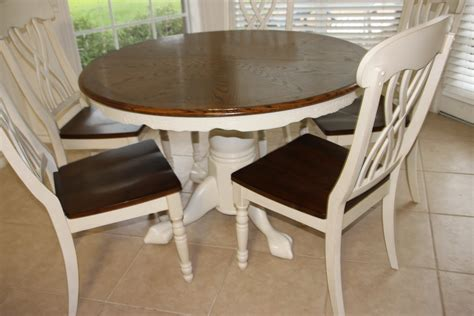 how to redo a kitchen table that house kitchen table redo linky