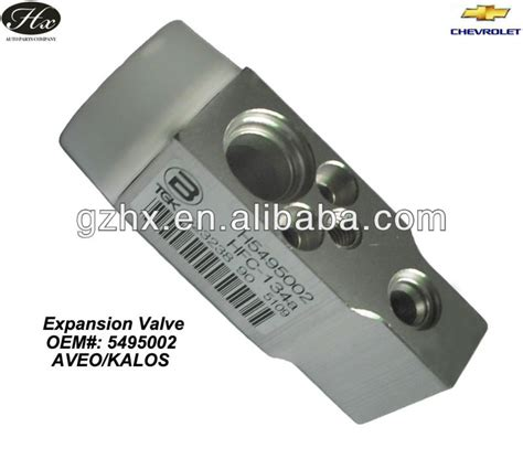 Expansi Valve Chevrolet Optra automobile expansion valve for chevrolet aveo 5495002 buy expansion valve thermal expansion