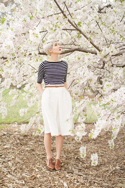 25 best ideas about white skirts on